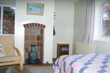 Willow Cottage: The Second Bedroom